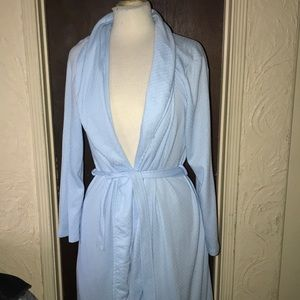 SOFT BLUE ROBE 💙💙